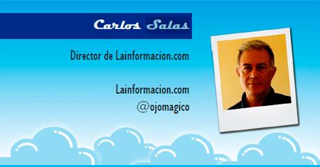 El perfil emprendedor de: Carlos Salas, lainformacion.com