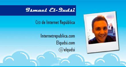 El perfil emprendedor de: Ismael El-Qudsi, internetrepublica.com