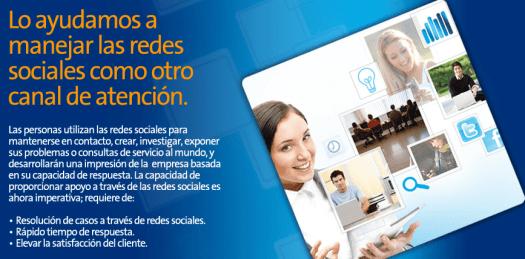 Contactcentersocial.com es redes sociales
