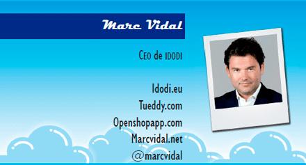 El perfil emprendedor de: Marc Vidal, idodi.eu