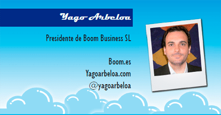 El perfil emprendedor de: Yago Arbeloa, boom.es