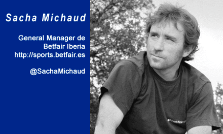 El perfil emprendedor de: Sacha Michaud, sports.betfair.es