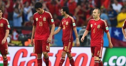 Cómo gestionar el fracaso: lo que no supo hacer la selección española de fútbol