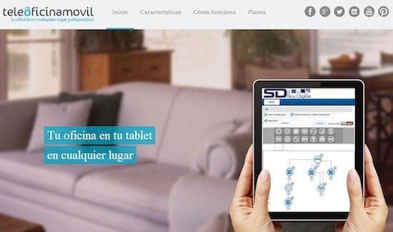 Teleoficinamovil.com: tu oficina en cualquier lugar y dispositivo