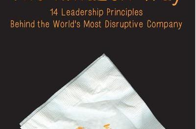 Los 14 principios de liderazgo de Amazon