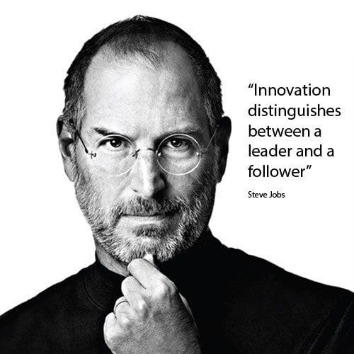 ser un líder innovador