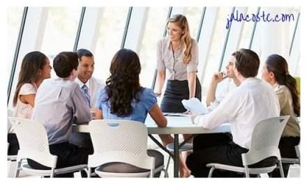 Cómo controlar una reunión sin decir una palabra