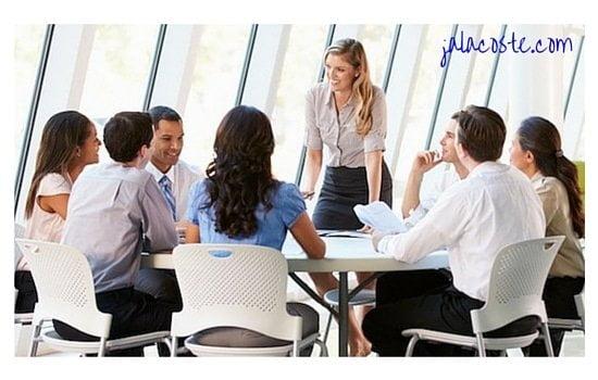 controlar una reunión