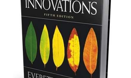 La ley de la difusión de la innovación y propagación de las ideas