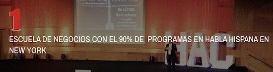 HAC 1ª Escuela de Negocios americana de habla Hispana
