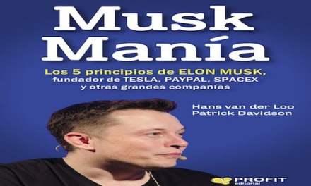 Los 5 principios para triunfar de Elon Musk