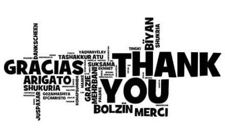 Da las gracias a tus clientes y… te lo agradecerán