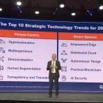 Las 10 tendencias tecnológicas estratégicas para 2020