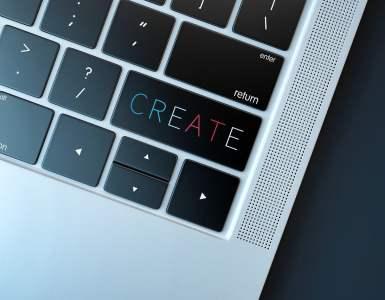 create, creation, creativity