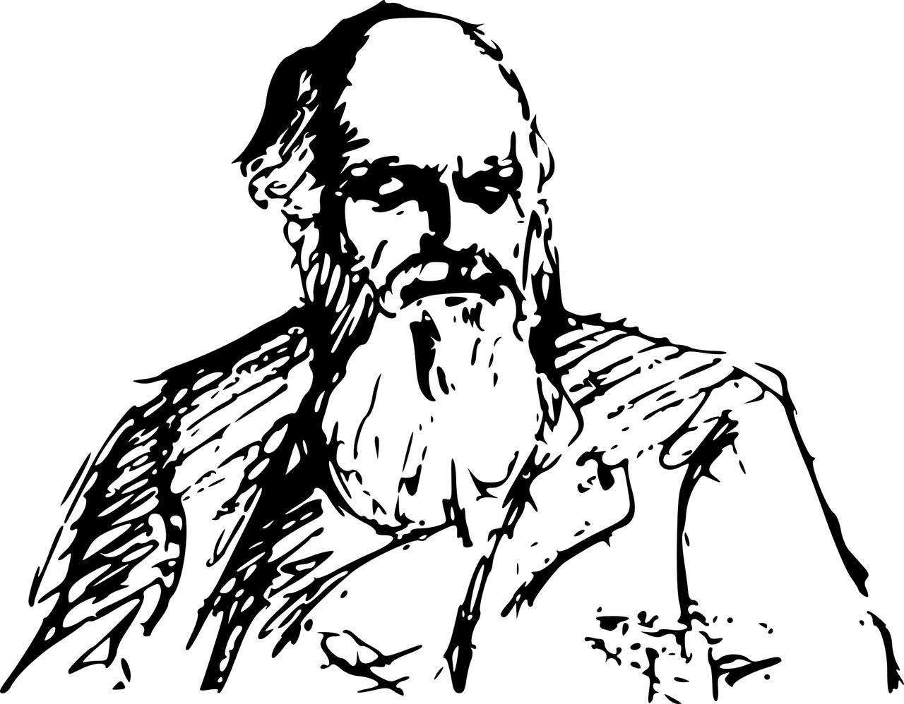 charles darwin, evolution, famous people