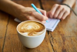 coffee, cup, espresso