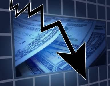 financial crisis, stock exchange, trend