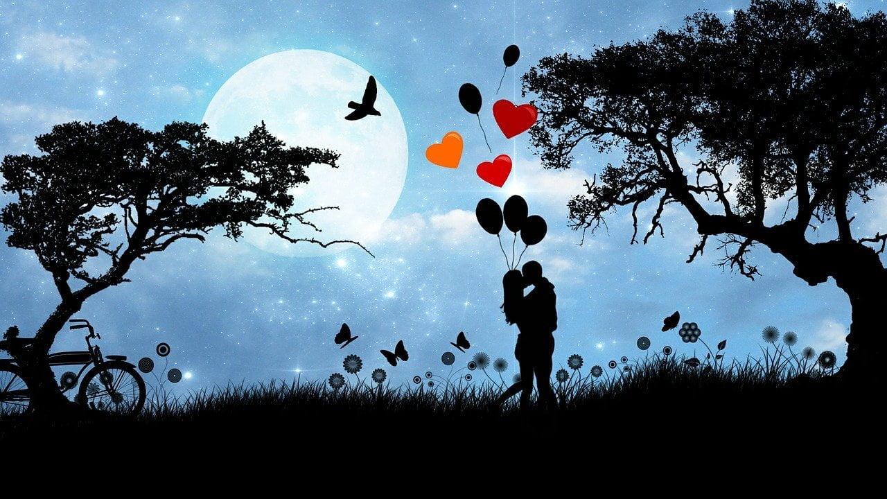 love, couple, romance