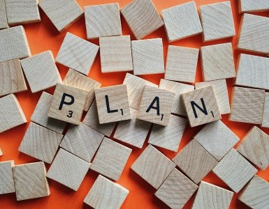 plan, objective, strategy