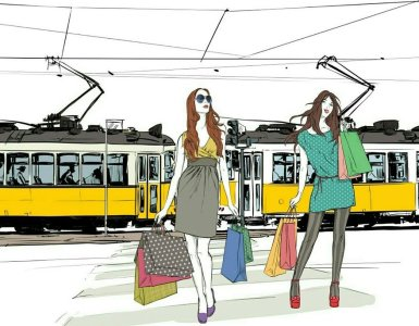 tram, tramway, transportation system