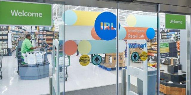 Walmart tienda del futuro