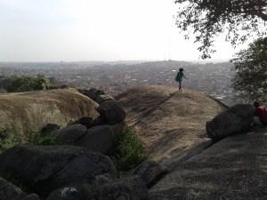 Olumu rock A