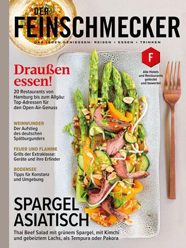 Feinschmecker Cover