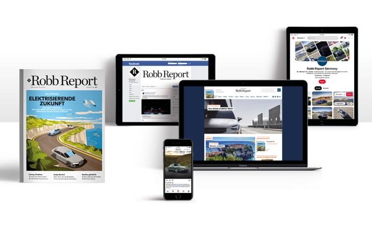 Robb Report Ökosystem