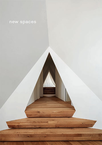 Cover New Spaces