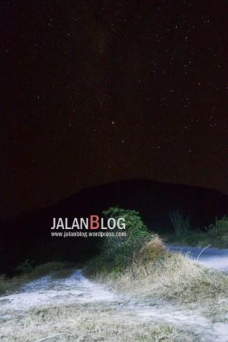 Belajar Foto Milky Way