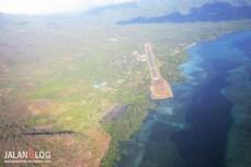 Landasan Bandara Gewayantana De Larantuka