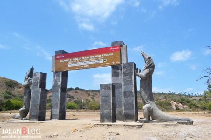 Welcome to Komodo National Park