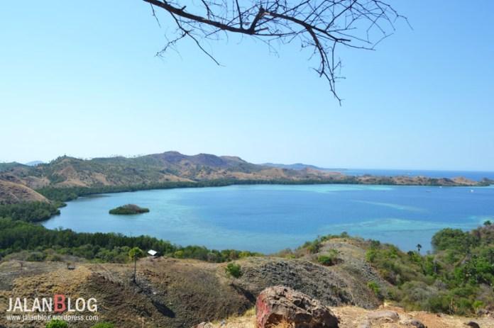 View dari Bukit Cinta