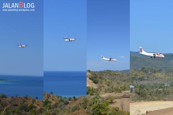 Wings Air landing