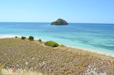 Pulau lupa namanya