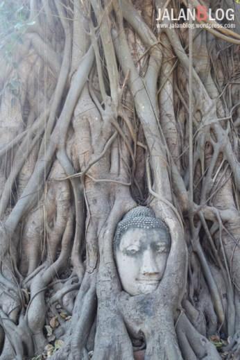 Foto Wat Mahatat yang paling terkenal