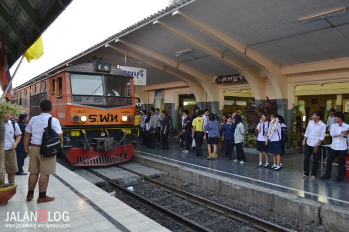 Lopburi Railway Station