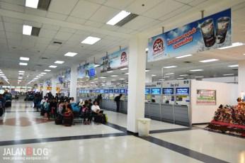 Tempat Penjualan Tiket Bis Souter Terminal Sai tai Taling Can