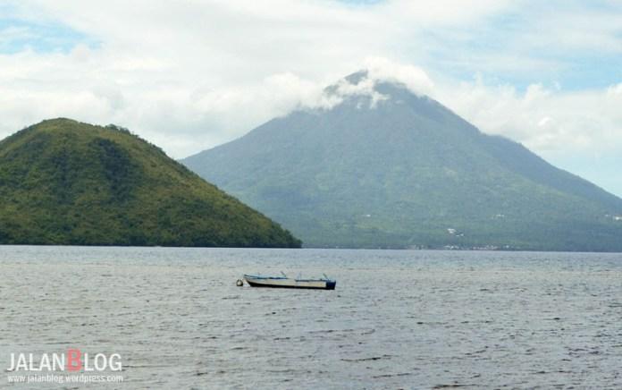 Pulau Maitara dan Tidore (Asli)