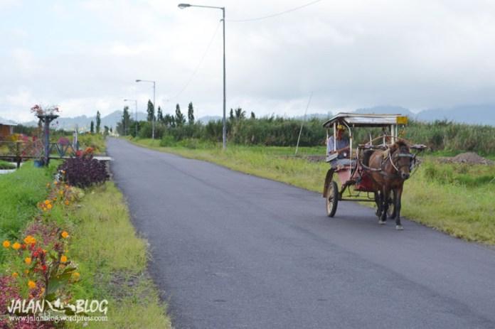 Ruas Jalan di Tondano