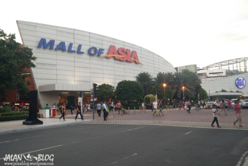 Mall Of Asia..