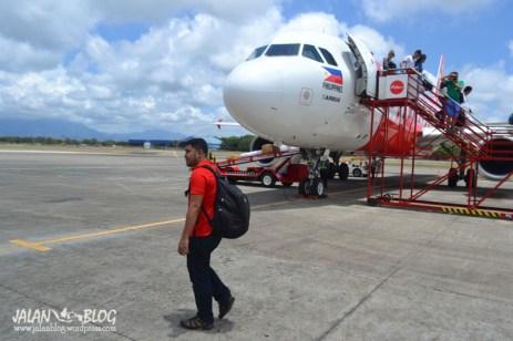 Mendarat di Palawan