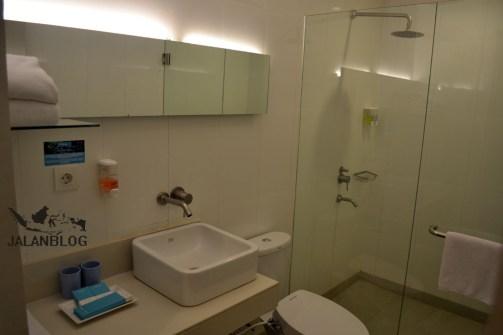 Kamar mandinya bagus
