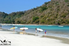 Belajar surfing