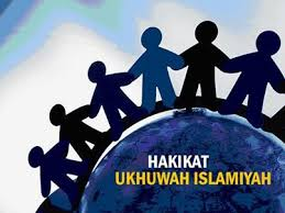 Hasil gambar untuk merajut ukhuwah islamiyah