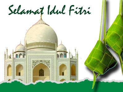 Kumpulan kartu ucapan SMS Lebaran 1430H Selamat Idul Fitri