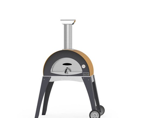 Alfa Ciao Oven – 2 Pizza With Stand