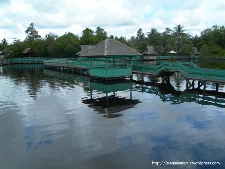 Danau Tahai & Orang Utan, PalangkaRaya, Kalteng (1/5)