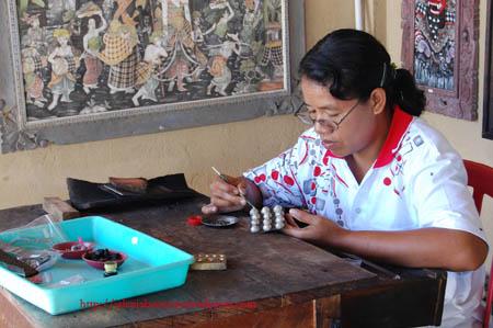 Pasar Sukawati , Bali (3/3)
