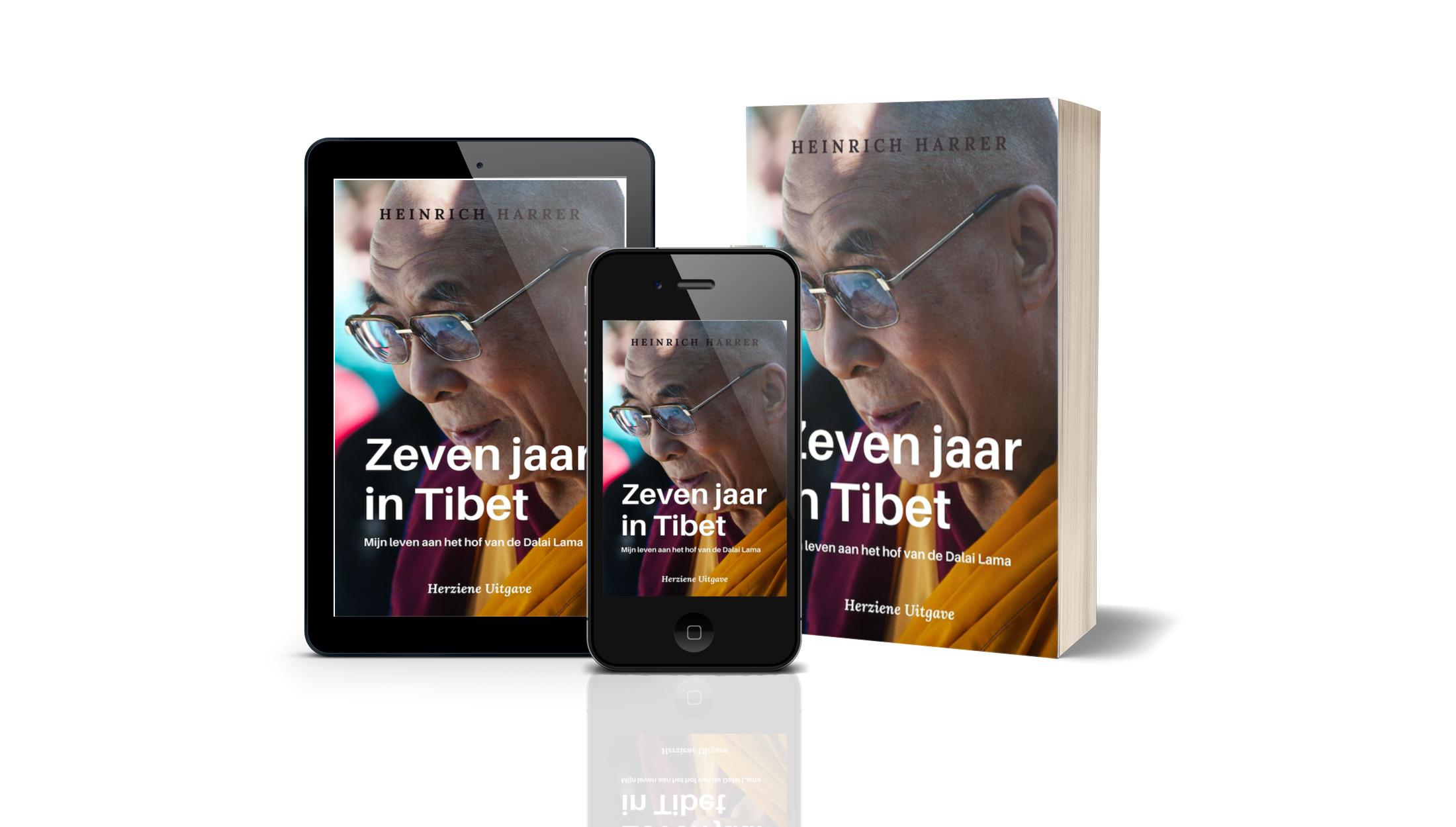 Revival! Aankondiging heruitgave Zeven jaar in Tibet